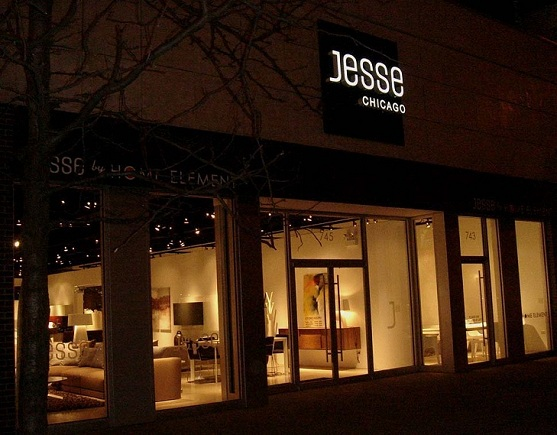 Jesse Chicago Italian Furniture Modern Furniture Contemporary - Furniture chicago